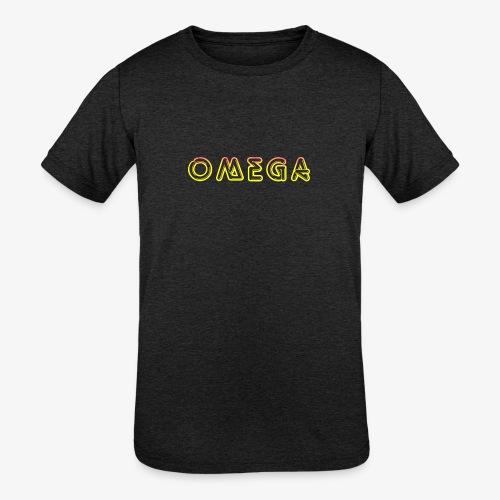 Omega - Kids' Tri-Blend T-Shirt