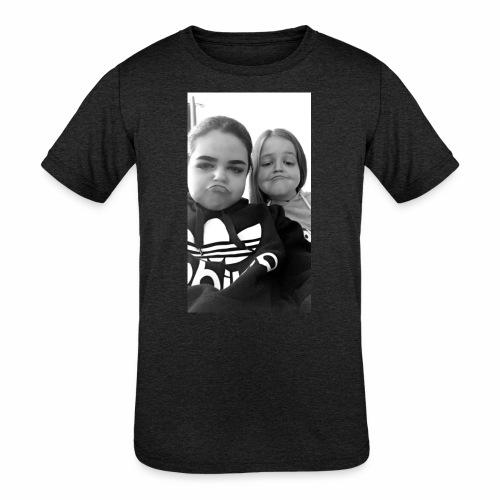 IMG 0422 - Kids' Tri-Blend T-Shirt