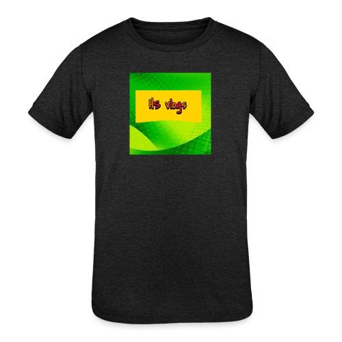 kids t shirt - Kids' Tri-Blend T-Shirt