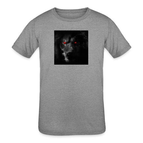 Black ye - Kids' Tri-Blend T-Shirt