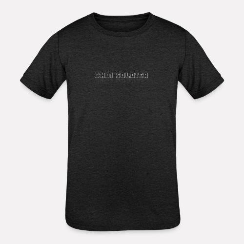 CH0i Soldier - Kids' Tri-Blend T-Shirt
