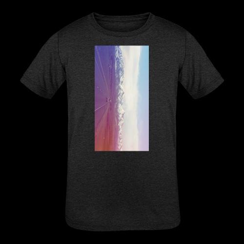 Next STEP - Kids' Tri-Blend T-Shirt