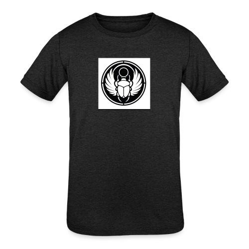 Scarab - Kids' Tri-Blend T-Shirt