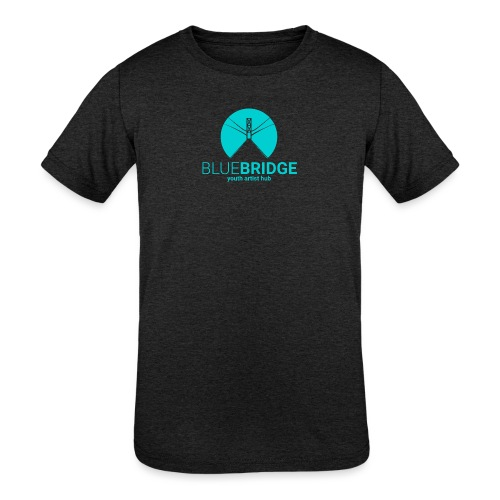 Blue Bridge - Kids' Tri-Blend T-Shirt