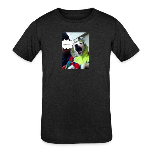 I hate Mondays - Kids' Tri-Blend T-Shirt