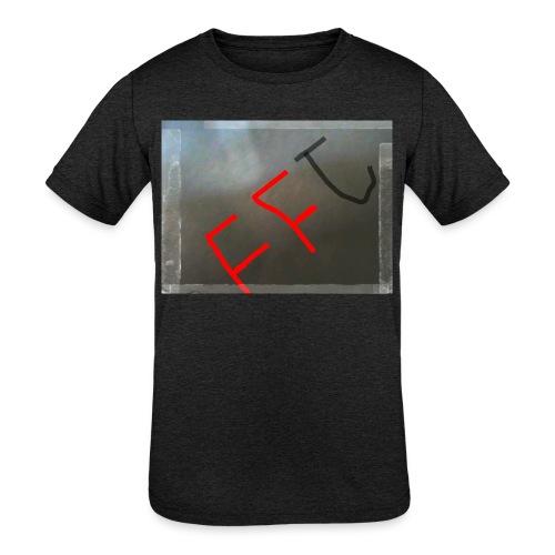 IMG 20180109 151422 953 - Kids' Tri-Blend T-Shirt