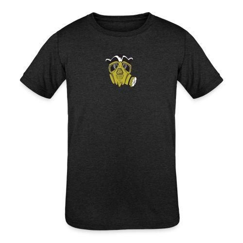 First shirt - Kid's Tri-Blend T-Shirt