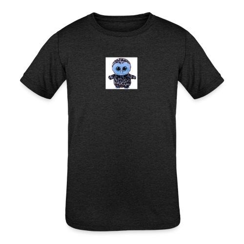 blue_hootie - Kids' Tri-Blend T-Shirt