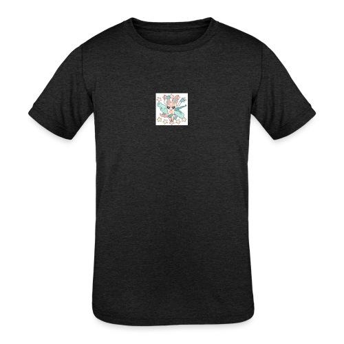 lit - Kids' Tri-Blend T-Shirt