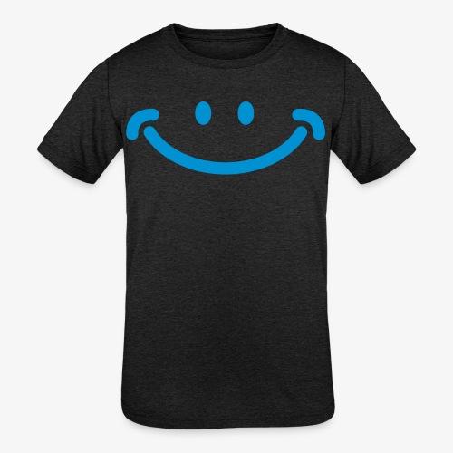 Happy Mug - Kids' Tri-Blend T-Shirt