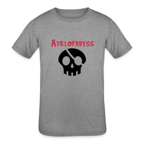skull pirate 2 - Kids' Tri-Blend T-Shirt