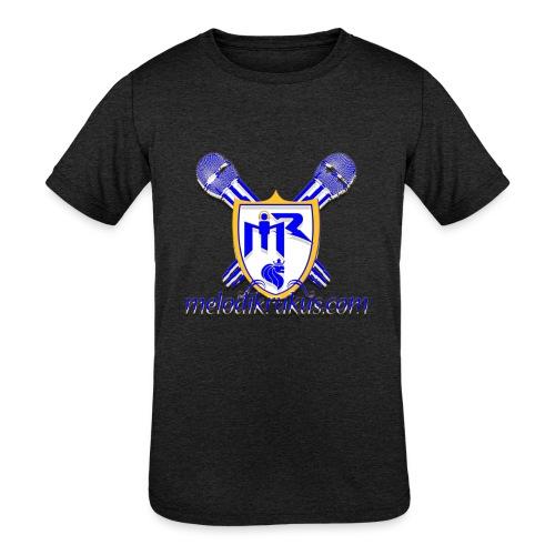 MR com - Kids' Tri-Blend T-Shirt