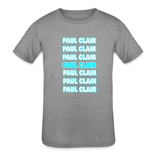 Paul Clair Stand Out Youth & Babies - Kids' Tri-Blend T-Shirt