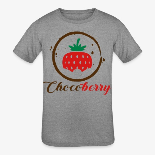 Chocoberry - Kids' Tri-Blend T-Shirt