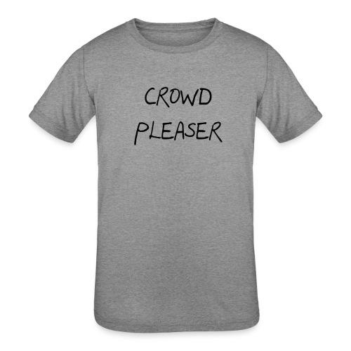 CROWDPLEASER - Kids' Tri-Blend T-Shirt