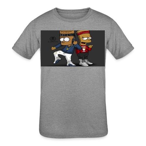 Sweatshirt - Kids' Tri-Blend T-Shirt