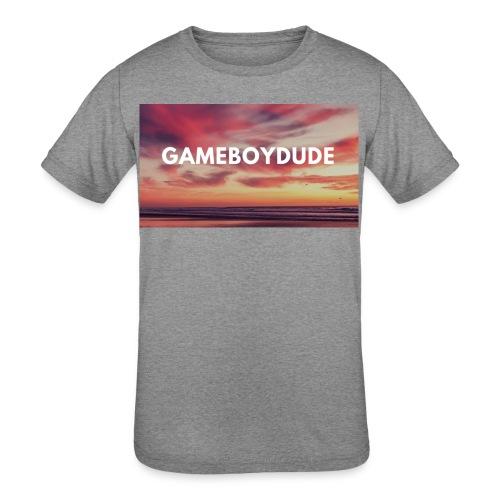 GameBoyDude merch store - Kids' Tri-Blend T-Shirt