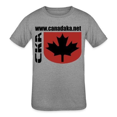 CKA Back 2 - Kids' Tri-Blend T-Shirt