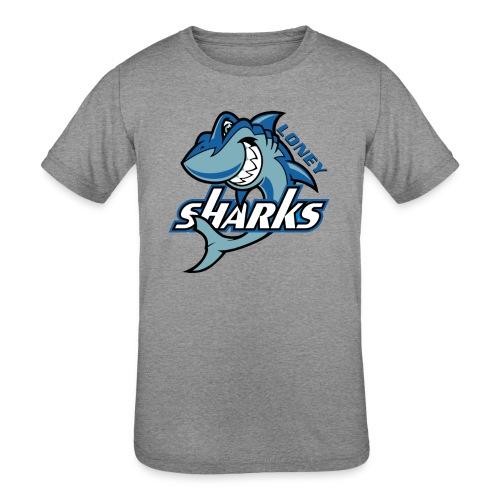 Loney FINAL - Kids' Tri-Blend T-Shirt