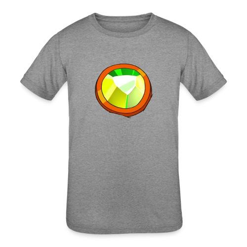 Life Crystal - Kids' Tri-Blend T-Shirt