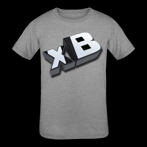 xB Logo - Kids' Tri-Blend T-Shirt