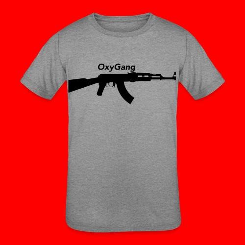 OxyGang: AK-47 Products - Kids' Tri-Blend T-Shirt