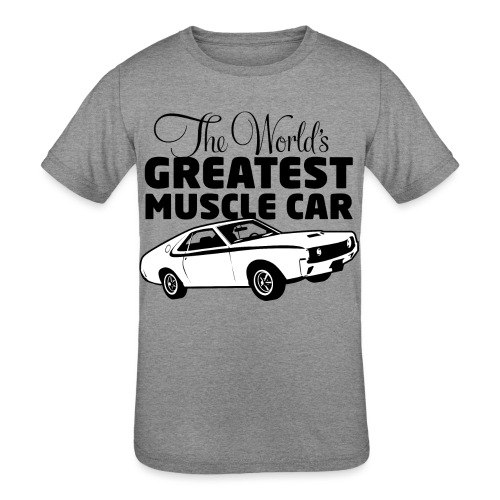 Greatest Muscle Car - Javelin - Kids' Tri-Blend T-Shirt