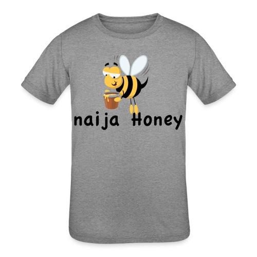 naija honey... - Kids' Tri-Blend T-Shirt