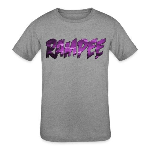 Purple Cloud Rampee - Kids' Tri-Blend T-Shirt