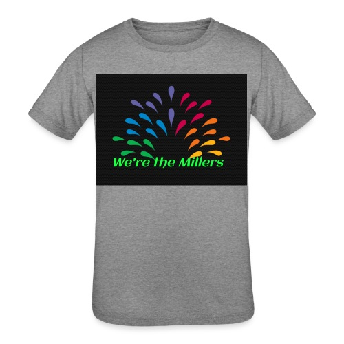 We're the Millers logo 1 - Kids' Tri-Blend T-Shirt
