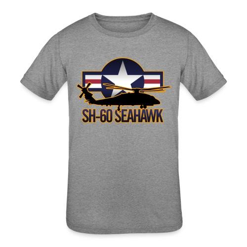 SH 60 sil jeffhobrath MUG - Kids' Tri-Blend T-Shirt