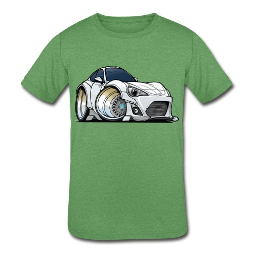 Toyota 86 - Kids' Tri-Blend T-Shirt