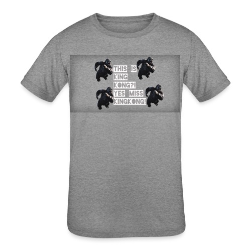 KINGKONG! - Kids' Tri-Blend T-Shirt