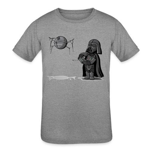 Drone Vader - Kids' Tri-Blend T-Shirt