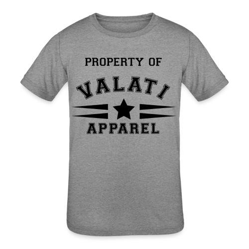 Property Of - Kids' Tri-Blend T-Shirt