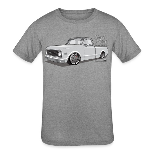 Short & Low C10 - Kids' Tri-Blend T-Shirt