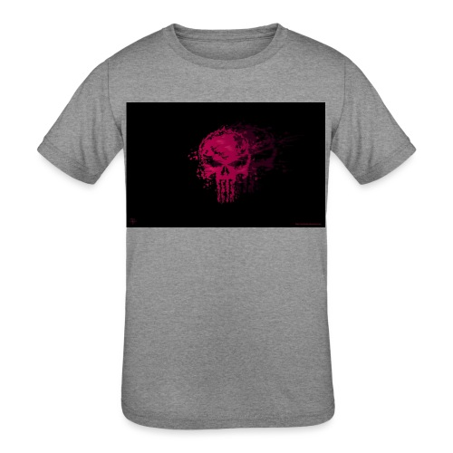 hkar.punisher - Kids' Tri-Blend T-Shirt