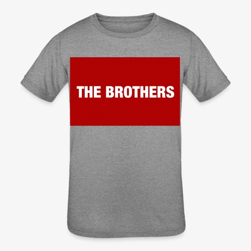 The Brothers - Kids' Tri-Blend T-Shirt