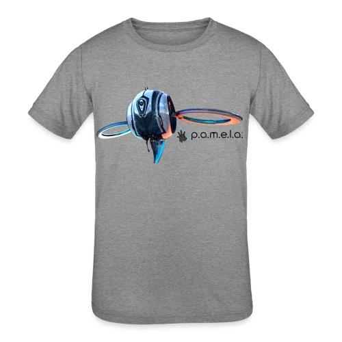 P.A.M.E.L.A. Observer - Kids' Tri-Blend T-Shirt