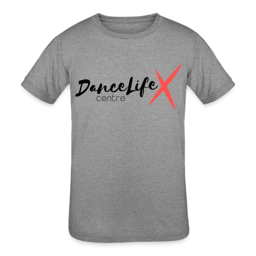 DL-Logo-Master - Kids' Tri-Blend T-Shirt