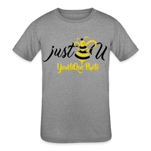 BeeYourSelf - Kids' Tri-Blend T-Shirt