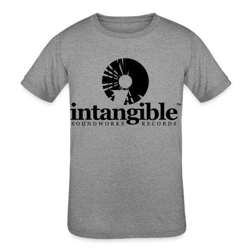 Intangible Soundworks - Kids' Tri-Blend T-Shirt