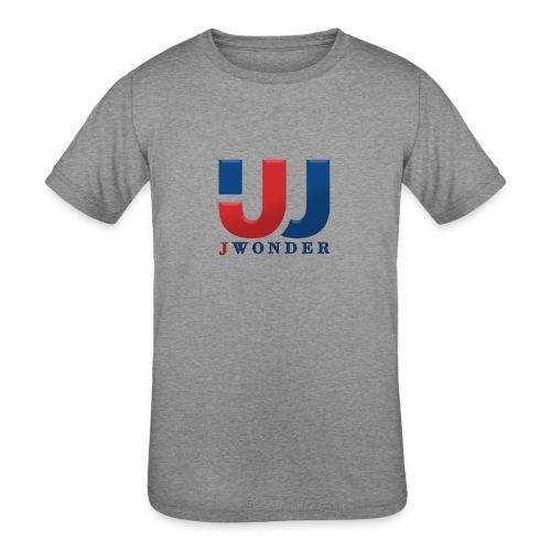jwonder brand - Kids' Tri-Blend T-Shirt