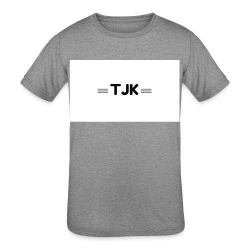 TJK 1 - Kids' Tri-Blend T-Shirt