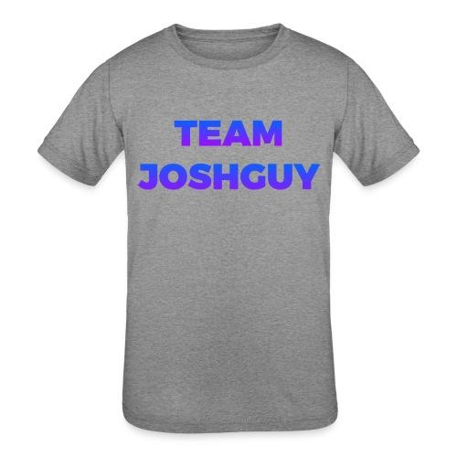 Team JoshGuy - Kids' Tri-Blend T-Shirt