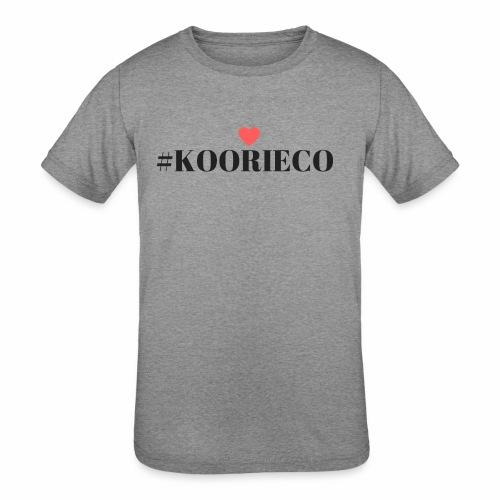 KOORIE CO - Kids' Tri-Blend T-Shirt