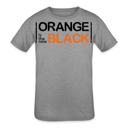 Free Piper, Orange is the New Black Women's - Kids' Tri-Blend T-Shirt