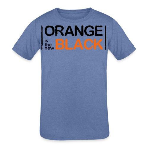 Free Piper, Orange is the New Black Women's - Kids' Tri-Blend T-Shirt