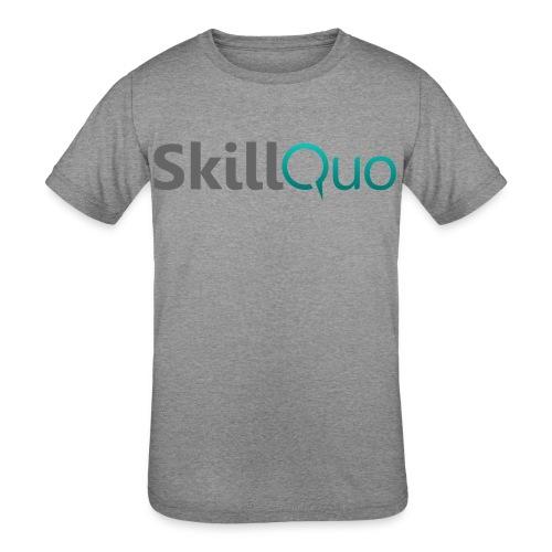 SkillQuo New - Kids' Tri-Blend T-Shirt
