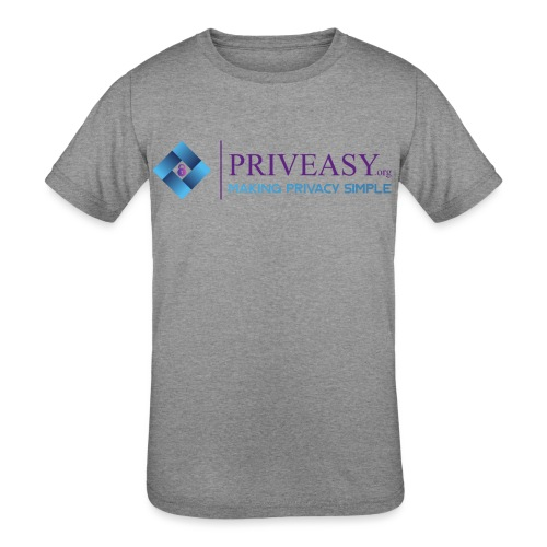 Design 1 - Kids' Tri-Blend T-Shirt